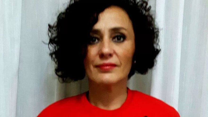 Raquel Agüeros, la trabajadora e integrante del comité de empresa del Hotel Reconquista que fue demandada por su empresa y absuelta