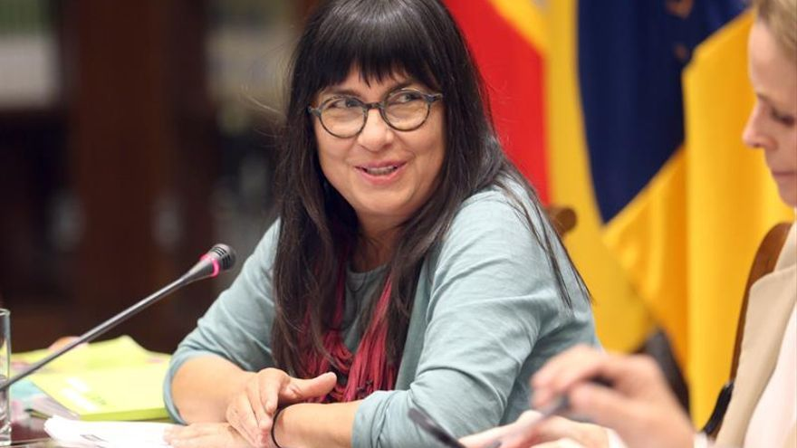 La profesora del departamento de Sociología de la Universidad de La Laguna, Esther Torrada Martín.