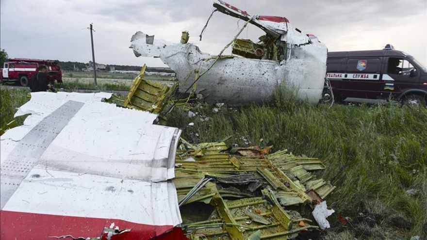 Aerolínea malaya informa de que iban 154 holandeses a bordo del avión