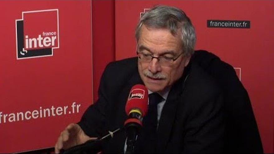 El juez francés Renaud Van Ruymbeke.