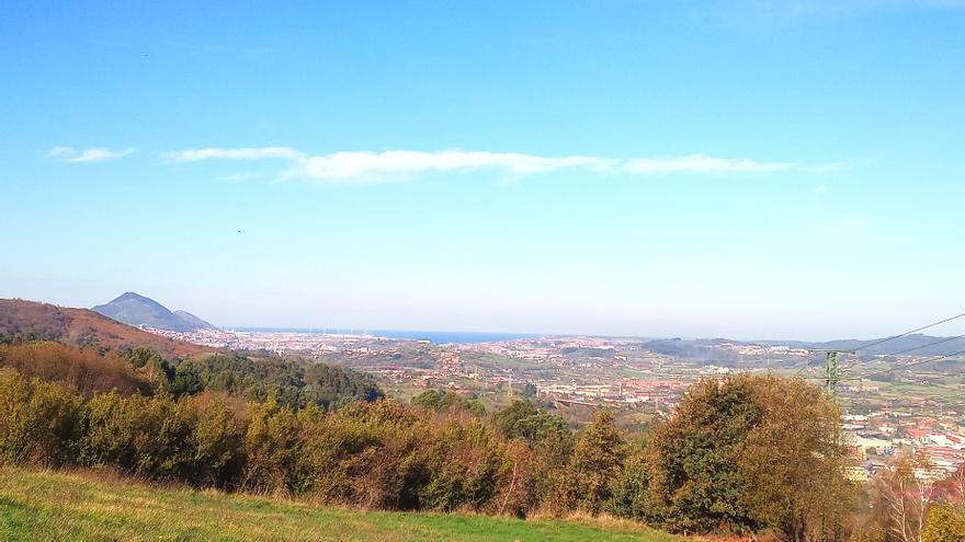 Jornada soleada en el Gran Bilbao