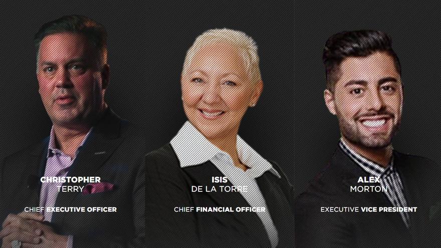 """Los tres """"exitosos"""" CEOs de IMarketsLive"""