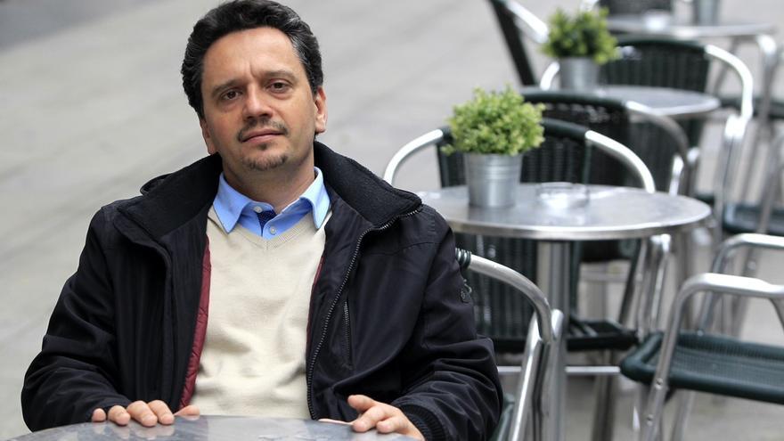 El economista y sociólogo Daniel Albarracín. Foto: Marta Jara
