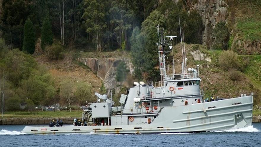 El remolcador de altura 'Mahón' hará escala en el Puerto de Santander