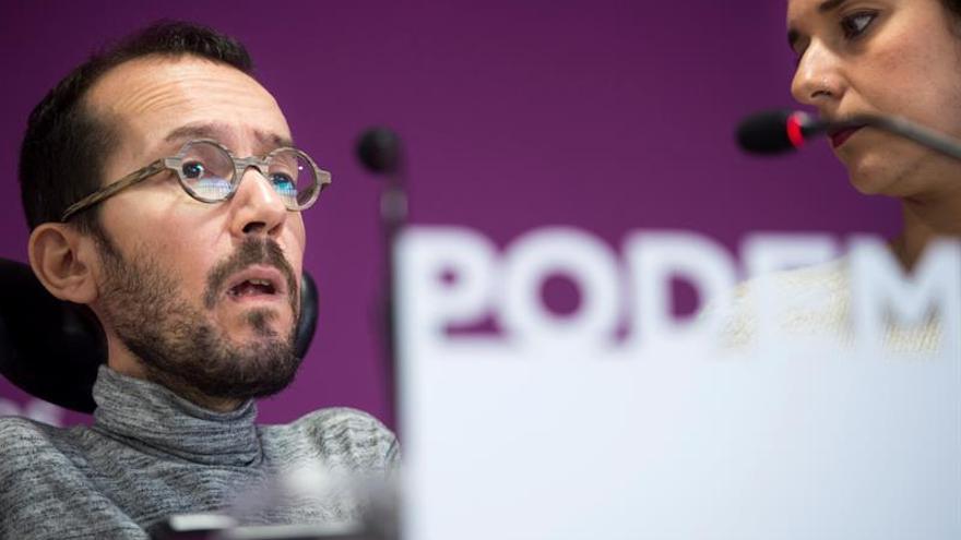 Dirección estatal de Podemos da por hecho preacuerdo en Madrid que niega Errejón