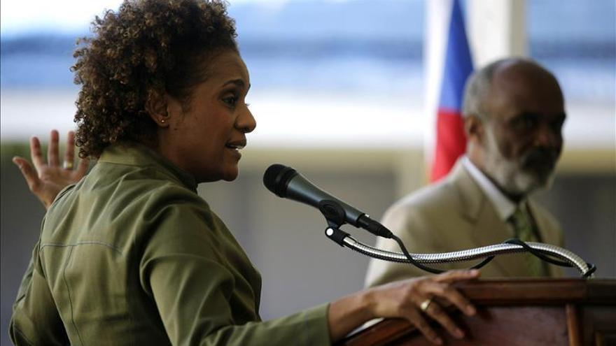 La canadiense Michaelle Jean elegida nueva secretaria general de la OIF