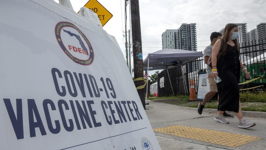 La incidencia y las hospitalizaciones por covid-19 disparan las alarmas en Florida