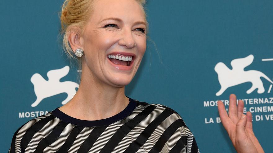 Venecia y Blanchett llaman a la defensa del cine en el primer día de Mostra