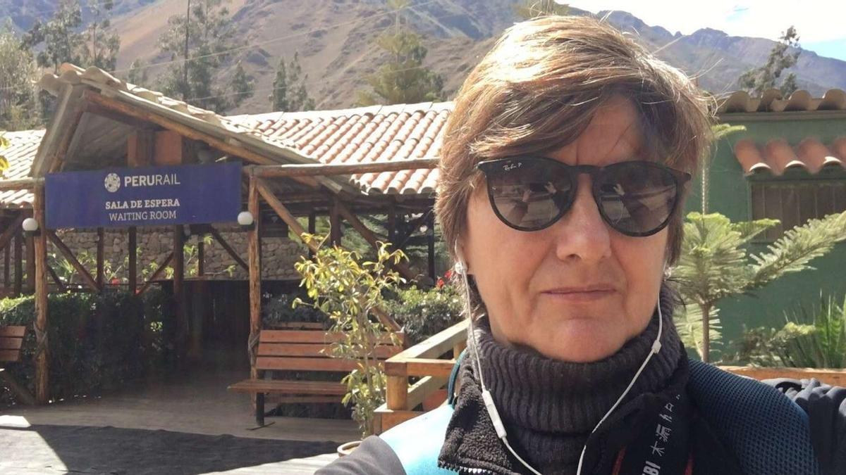 Laura Radetich es profesora de Historia y tiene 59 años