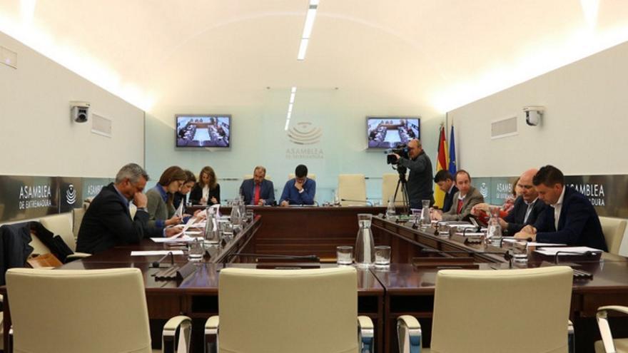Comisión parlamentaria / Asamblea