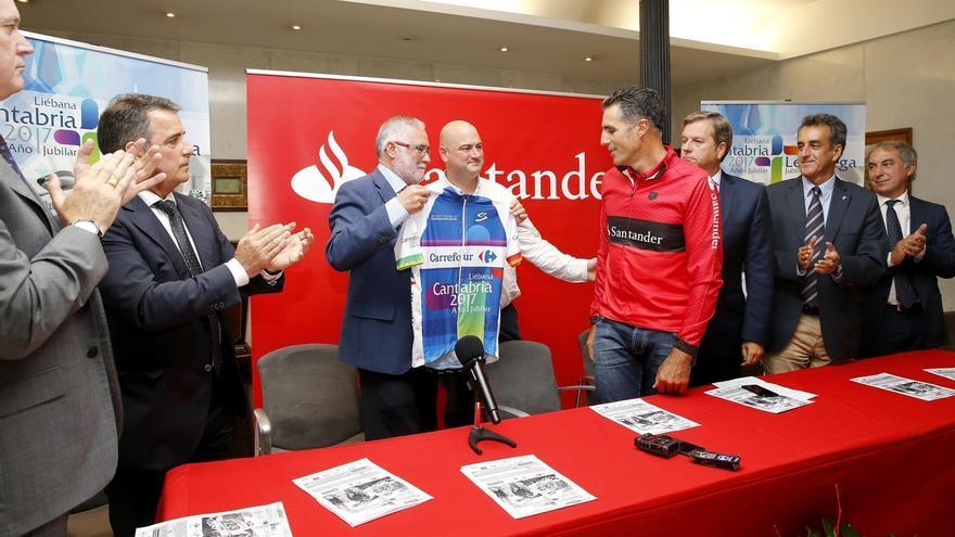 La III Lebaniega Jubilar Bike reunirá el 30 de septiembre a más de 700 ciclistas en Potes, entre ellos Induráin