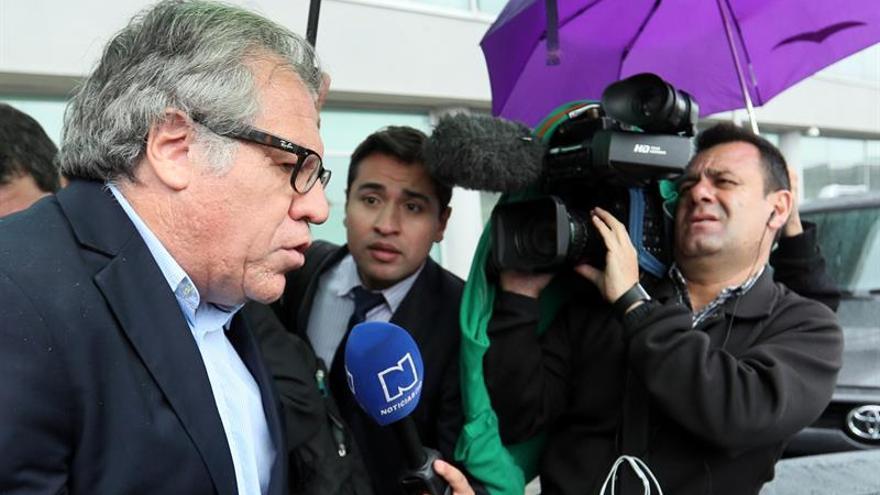 Duque afirma que la OEA debe liderar respuesta a crisis por éxodo venezolano