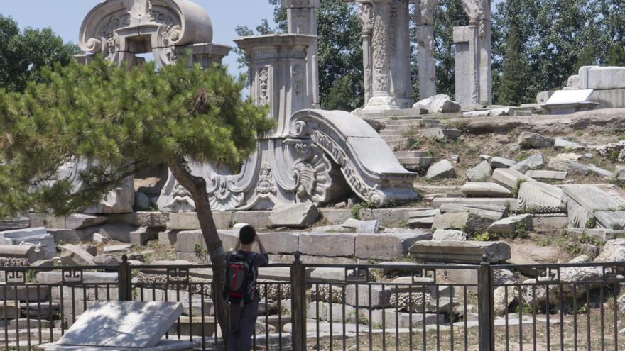 """Regresa a China el """"último tesoro perdido"""" del Antiguo Palacio de Verano"""
