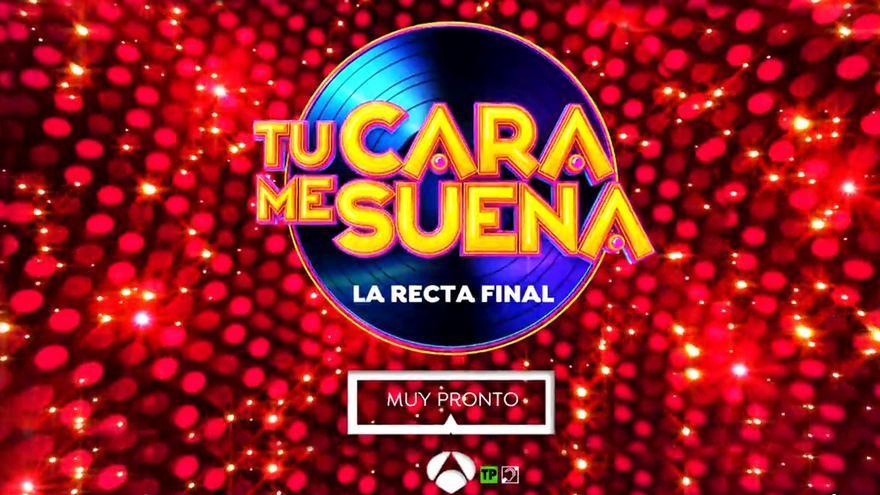 """Antena 3 comienza a promocionar el regreso de 'Tu cara me suena 8': """"Por fin llega la recta final"""""""
