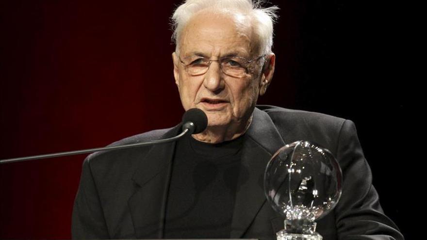 El arquitecto Frank Gehry gana el Premio Príncipe de Asturias de las Artes
