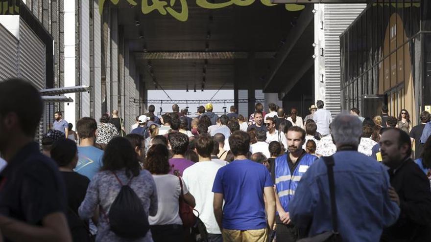 El juzgado abre diligencias por la muerte del acróbata en el festival de Madrid