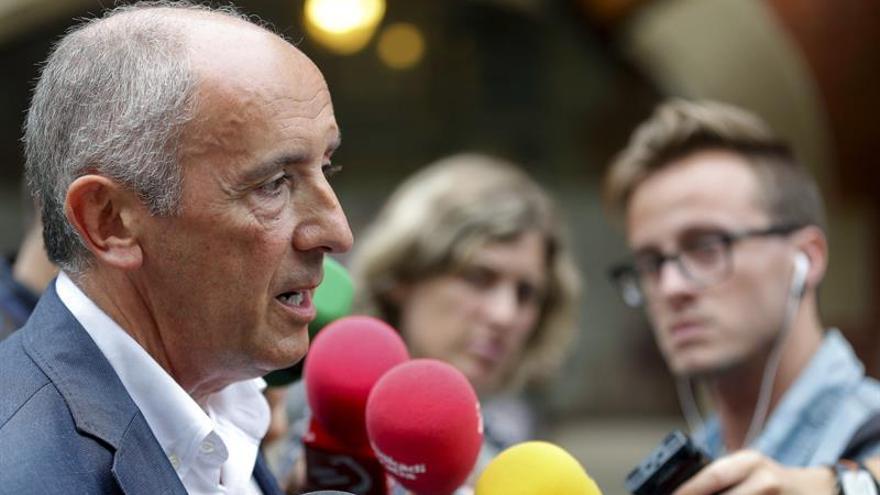 """El Gobierno Vasco se muestra """"respetuoso"""" con el proceso interno del PSOE"""