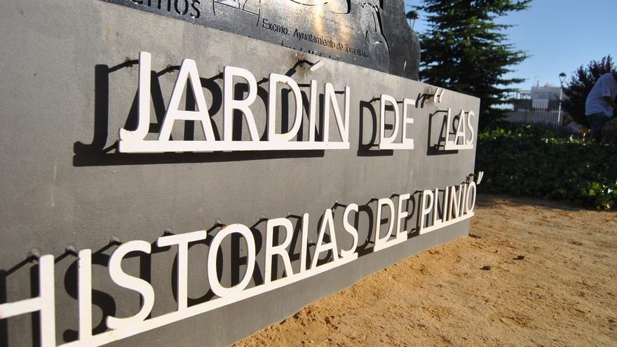 Jardines de Plinio en Tomelloso