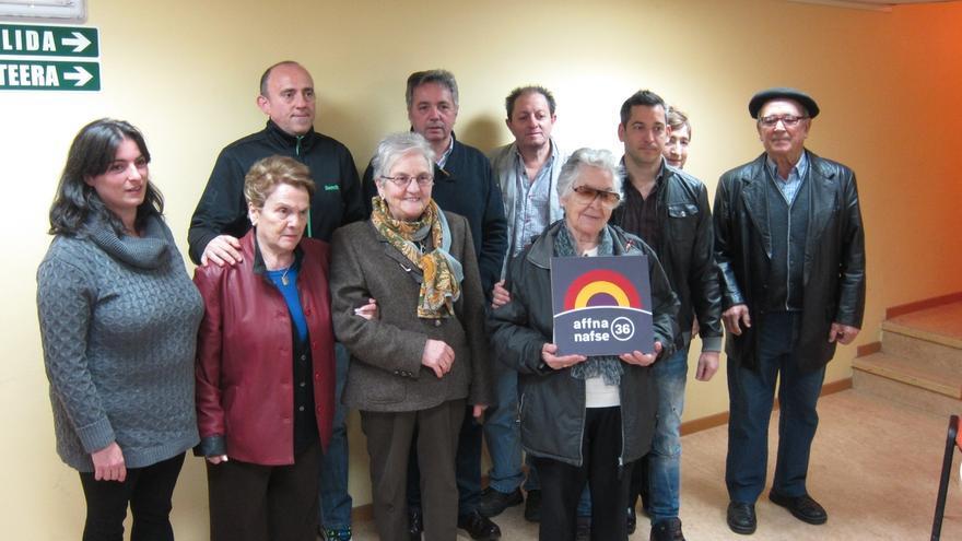 Pamplona acoge el sábado un acto de homenaje a los 308 fusilados en 1936