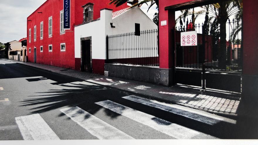 Sede del Museo Canario en La Casa Condal de San Fernando de Maspalomas.