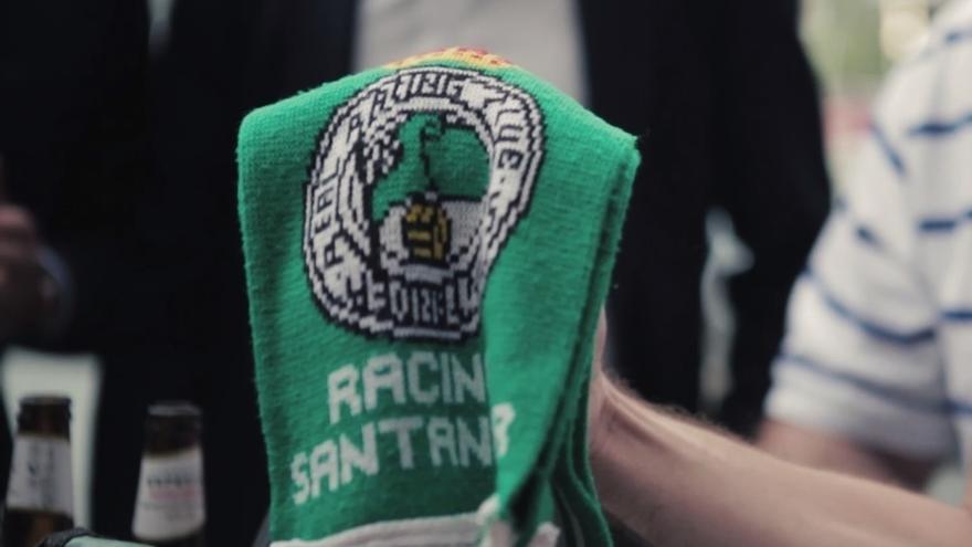 El Racing anima en un anuncio a regresar a El Sardinero para animar al equipo en la fase de ascenso a Segunda