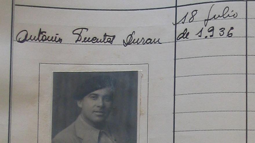 Antonio Fuentes Durán.