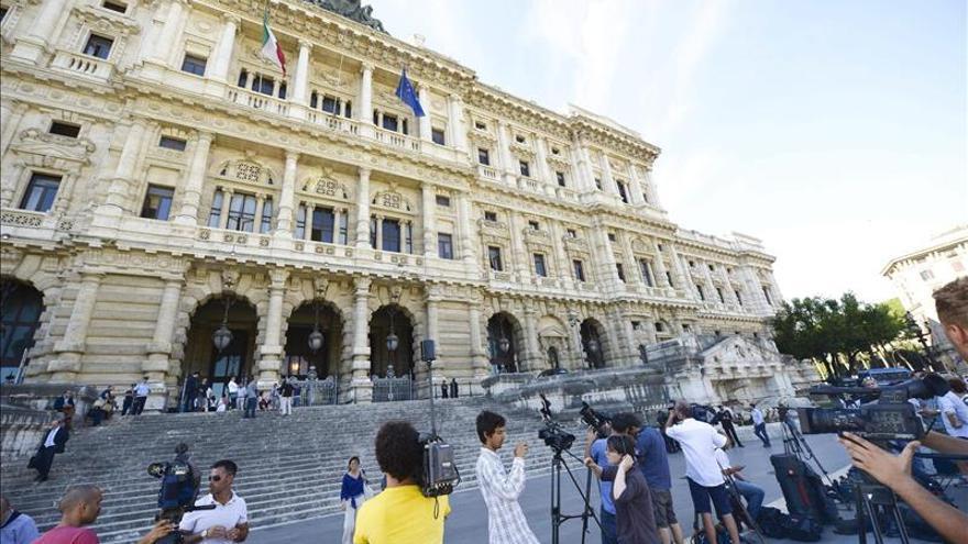"""La """"Mafia Capital"""" de Roma se sienta desde hoy en el banquillo"""