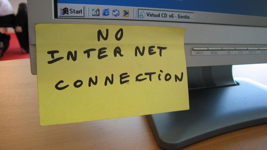 Sería una red privada que podría hacerse mundial