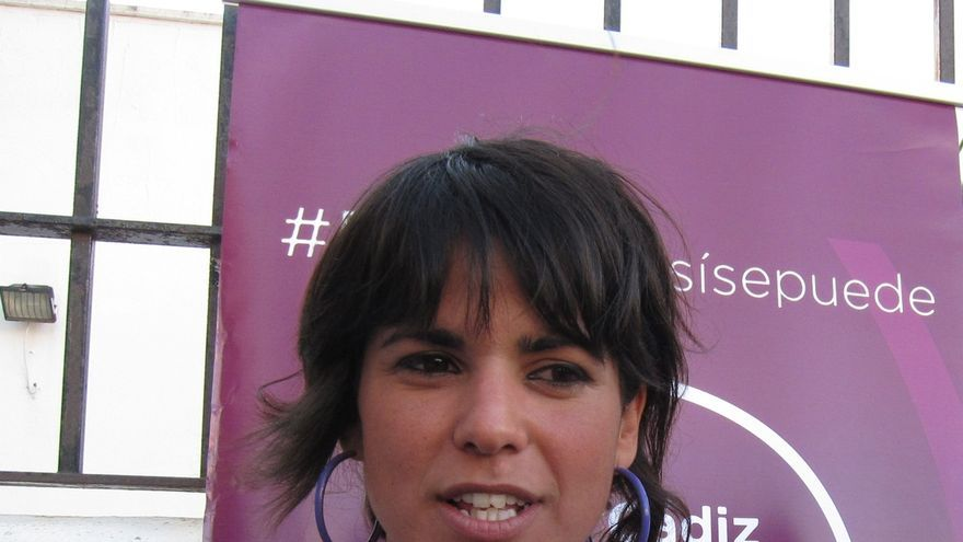 Rodríguez (Podemos) descarta facilitar la investidura de Susana Díaz a cambio de la Alcaldía de Cádiz