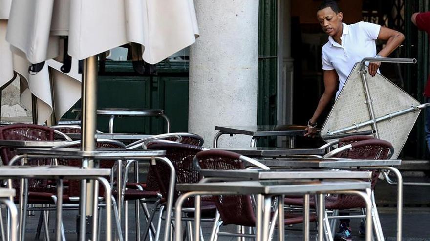 Asempleo destaca que la hostelería mantiene la creación de empleo