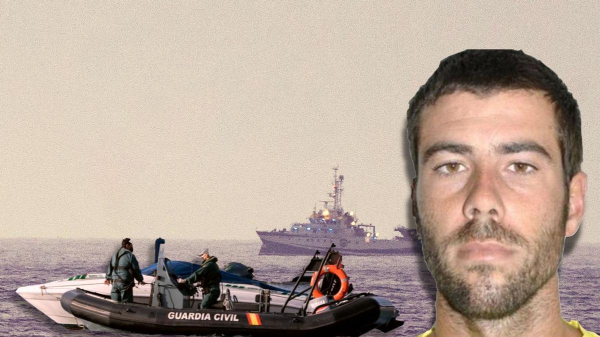 Tomás Gimeno, el padre de las niñas, desapareció junto a ellas el martes 27 de abril