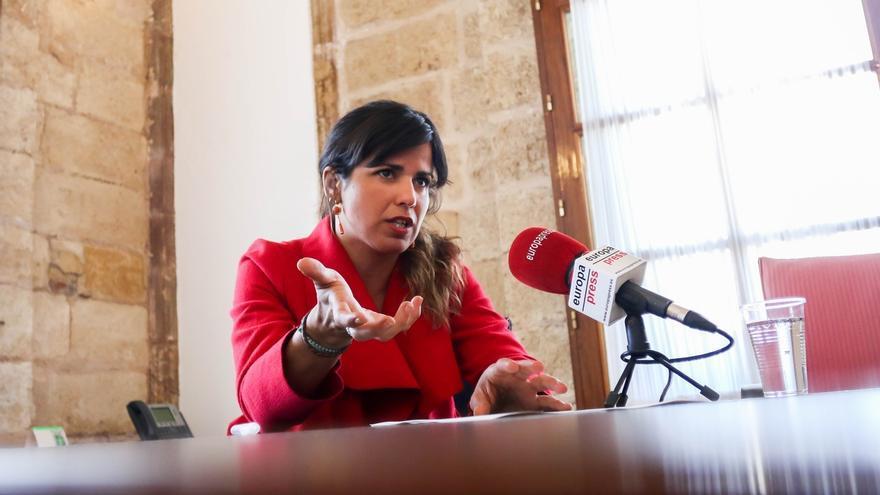 """Rodríguez ve las decisiones de Durán """"cada vez más partidistas"""" y pide una reforma del Reglamento que """"no sea un parche"""""""