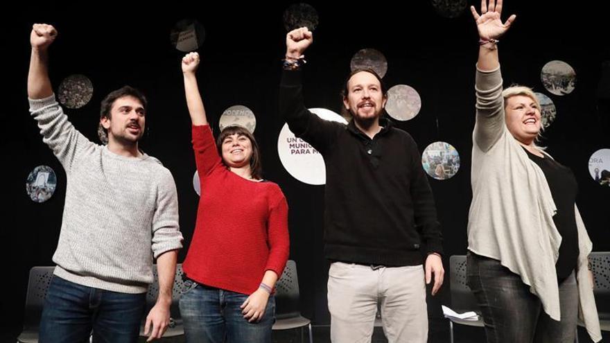 Podemos Madrid debate el sábado la moción de censura contra Cifuentes