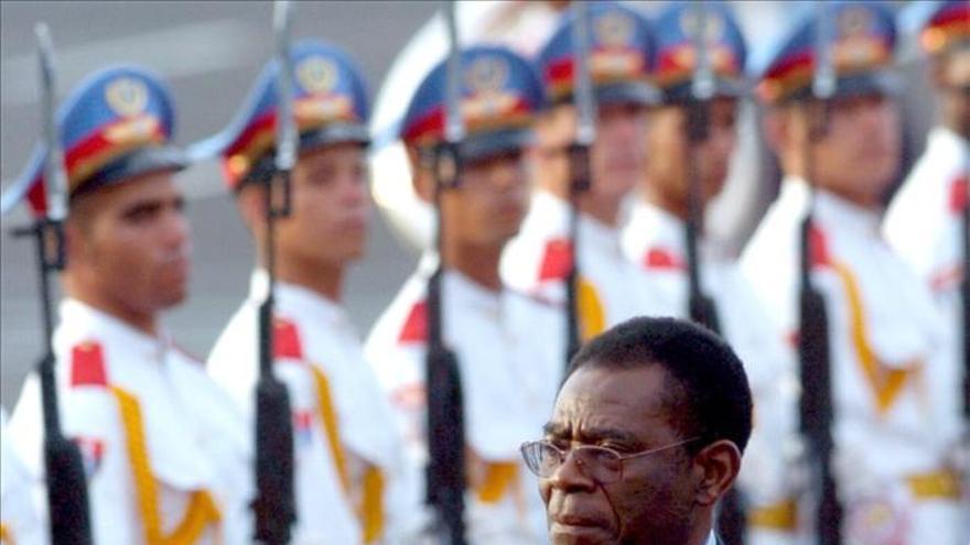 Teodoro Obiang, jefe de Estado de Guinea Ecuatorial (imagen de archivo). /  Efe
