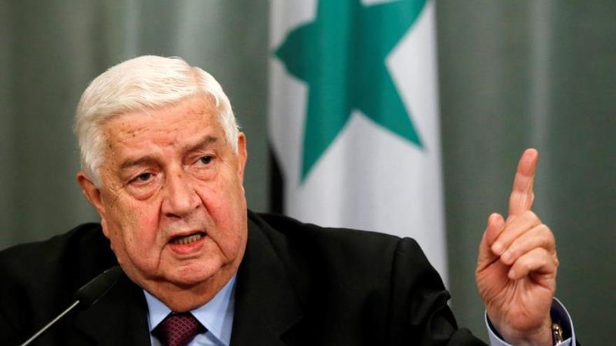 El régimen sirio fustiga en la ONU a quienes cree interfieren en su guerra