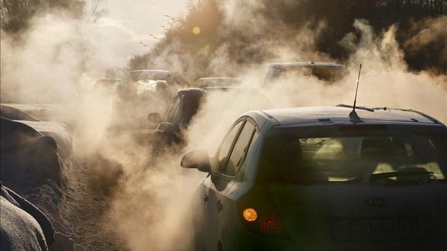 Siete personas mueren por el frío en Rusia en las últimas 24 horas