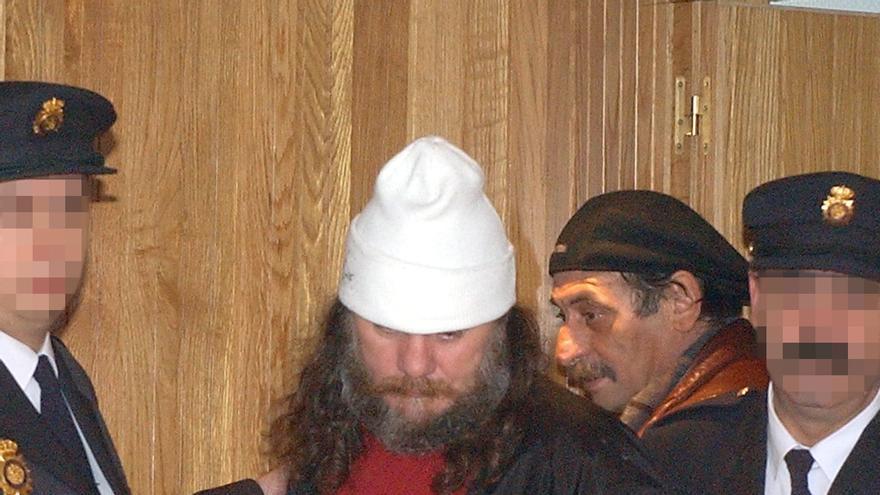 El narcotraficante José Ramón Prado Bugallo, Sito Miñanco, durante un juicio en la Audiencia Nacional en 2004.