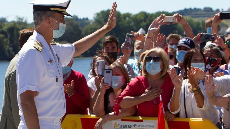 Tui brinda un caluroso recibimiento a Felipe VI tras sus vacaciones