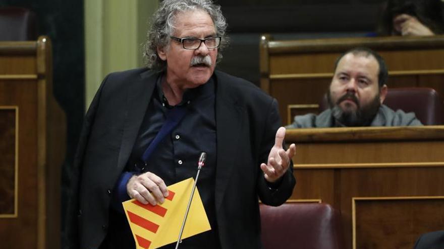 Tardá (ERC): Aún no somos independientes porque la mayoría no lo ha querido