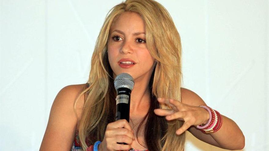Shakira cierra un año lleno de éxitos y reconocimientos que abarcarán 2017