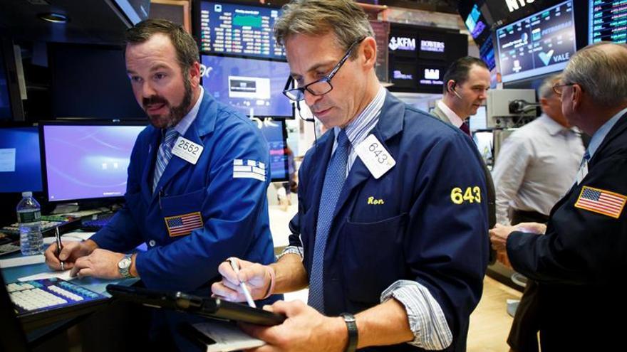 Wall Street abre al alza y el Dow Jones avanza 0,08 %