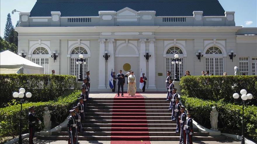 La princesa Mako de Japón es recibida en El Salvador en el 80 aniversario de las relaciones
