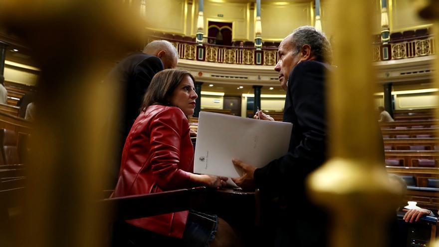 Votación en el Congreso para la renovación de RTVE