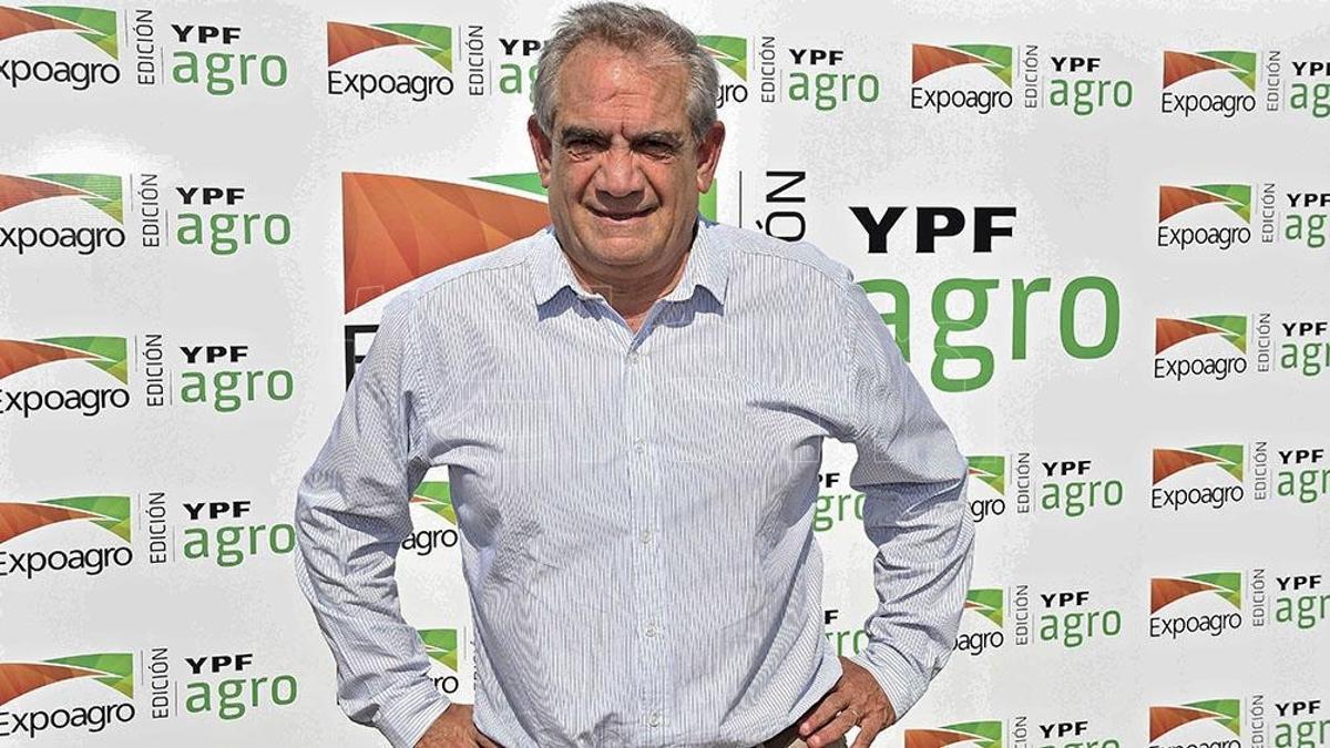 Carlos Iannizzotto, titular de Coninagro