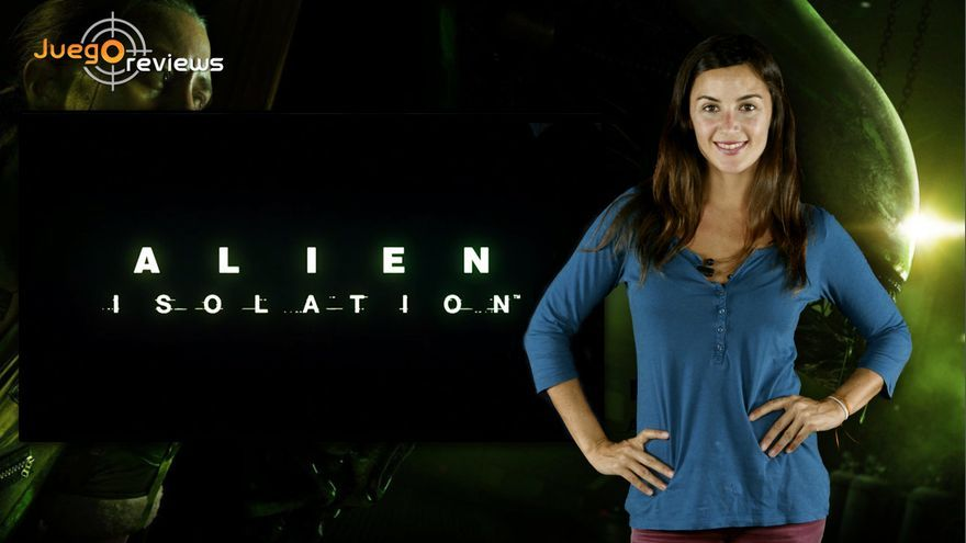 videoanalisis alien isolation