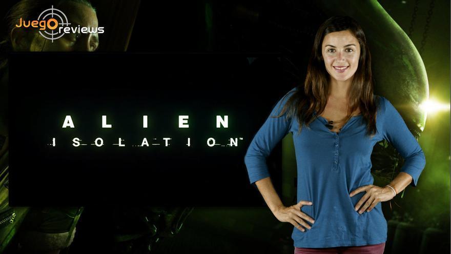 videoanalisis alien isolation