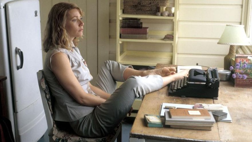 Gwyneth Paltrow como Sylvia Plath