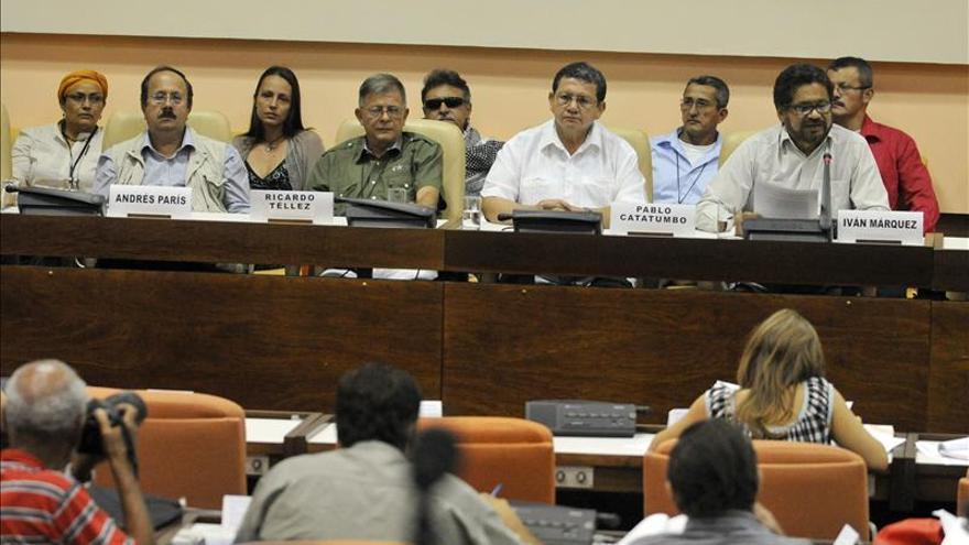 La delegación de paz de las FARC recupera su blog, eliminado de internet hace 8 días