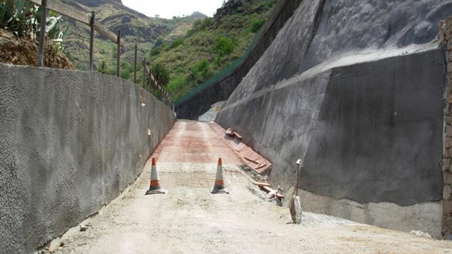 De las obras ilegales en Agaete #24