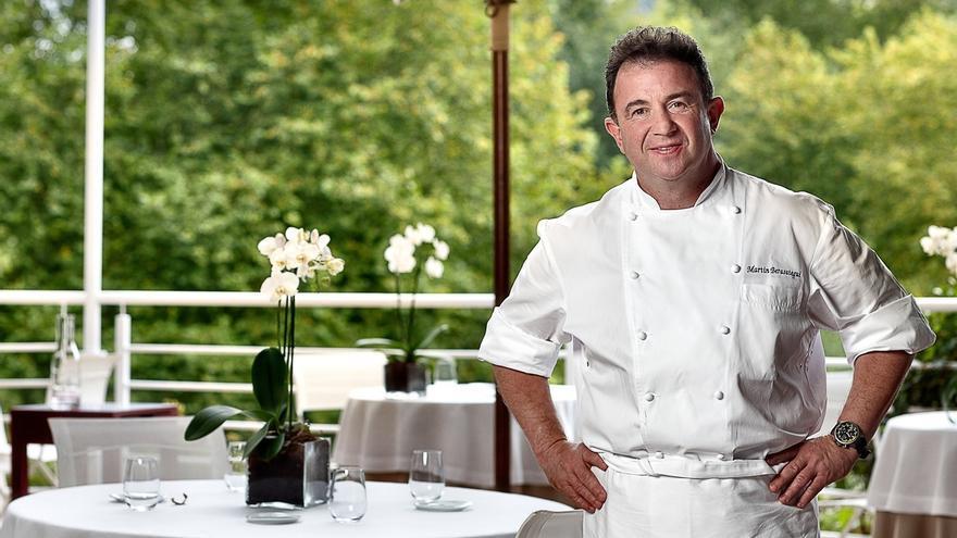 El restaurante vasco Martin Berasategui, el mejor del Estado según  TripAdvisor